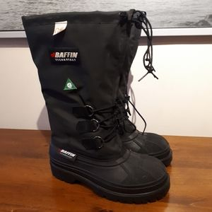 Baffin Womens Winter Boots - Steel Toe